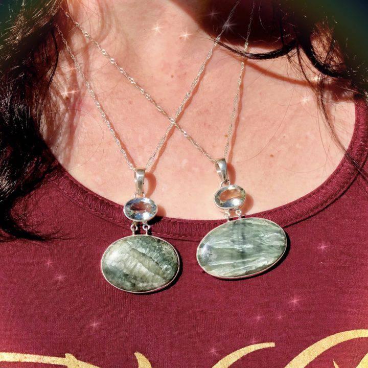 Angelic Healing Pendants