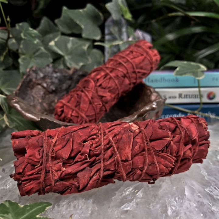 Dragons Blood Smudge Bundle