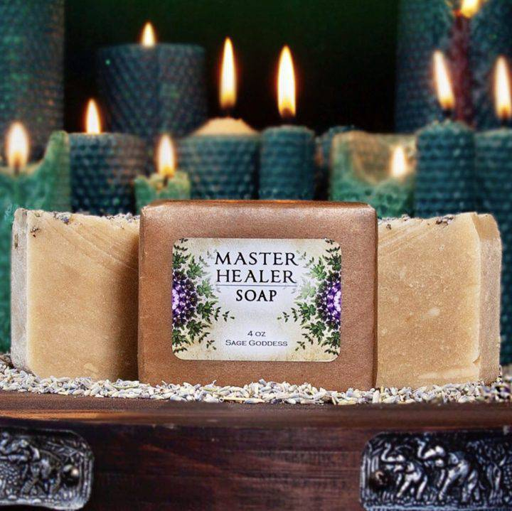 Master Healer Cold Process Soap