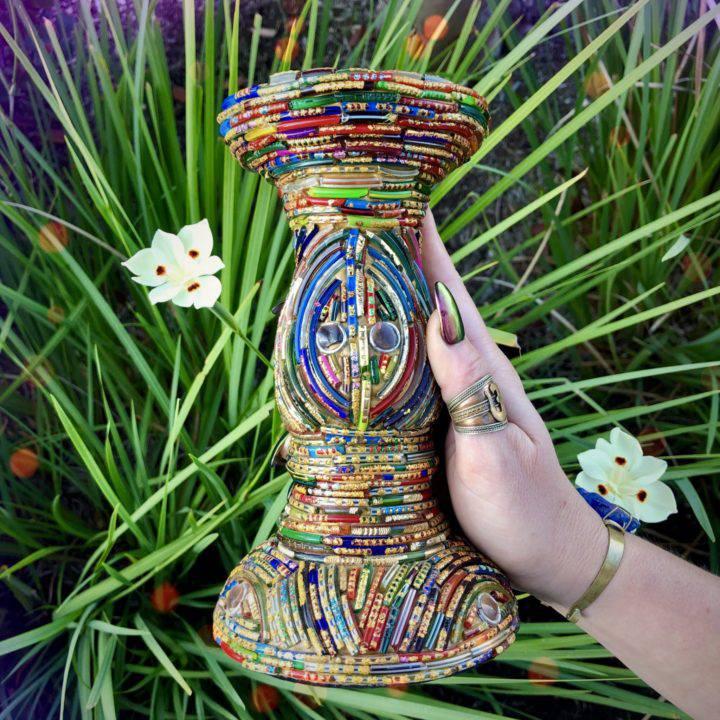 Sacred_Rainbow_Mosaic_Candle_Holders _DD_3of3_10_2