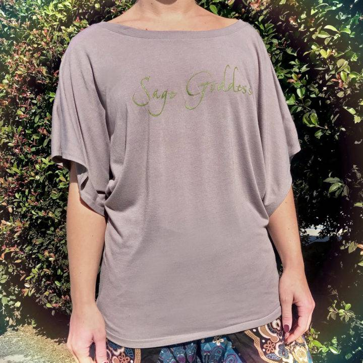 Sage Goddess T Shirts