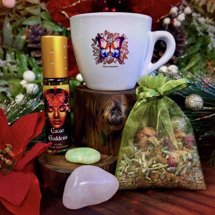 Cacao Ceremony Ritual Set