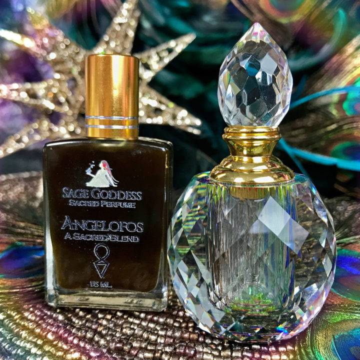 Limited Edition Angelofos Perfume