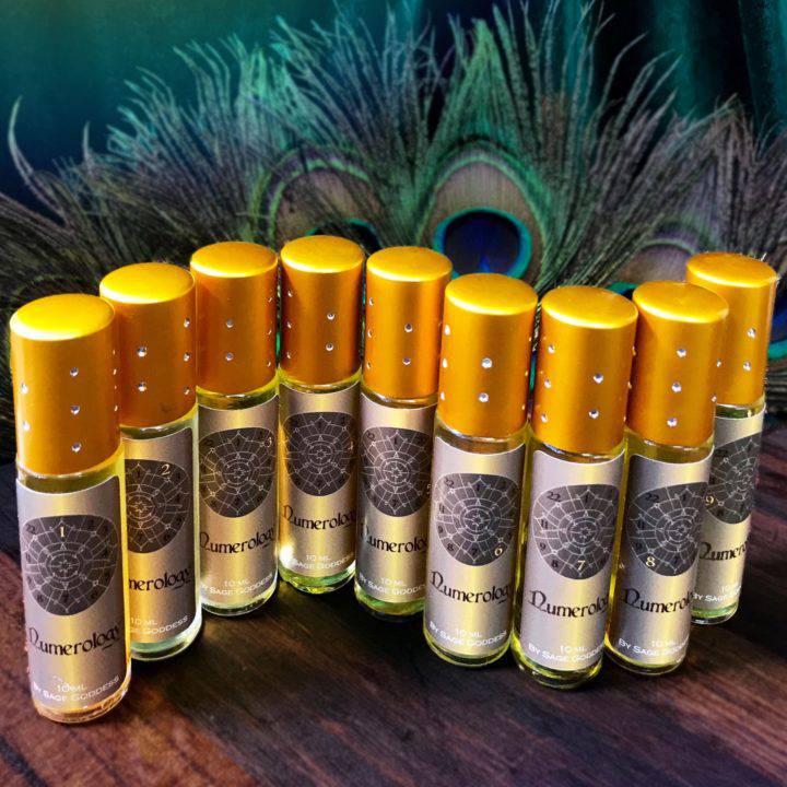 Numerology Perfumes