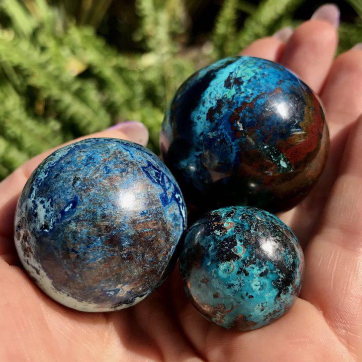 The Quantum Quattro Plus 1 Spheres