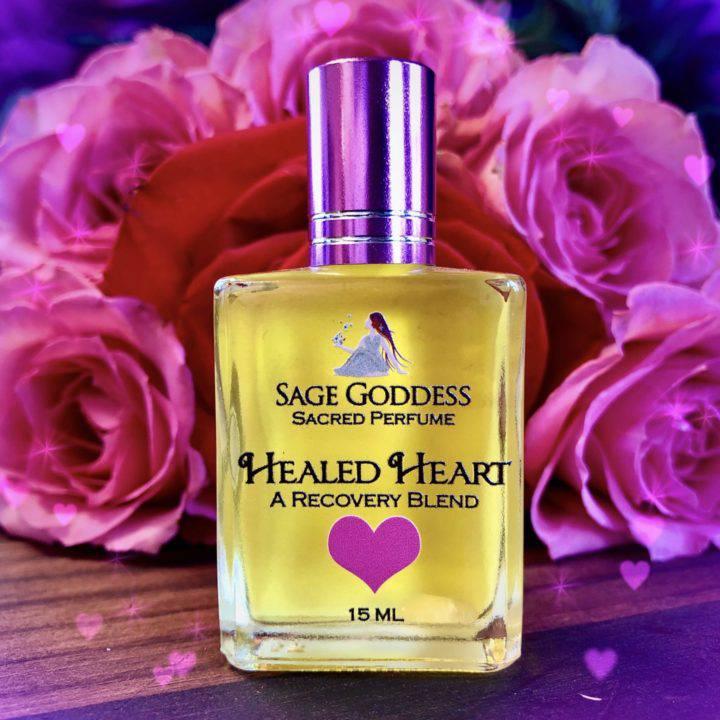 Rhodochrosite Rings & Healed Heart Perfume DD 3of4 BP