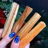 SG Custom Balsam de Peru Infused Palo Santo Sticks