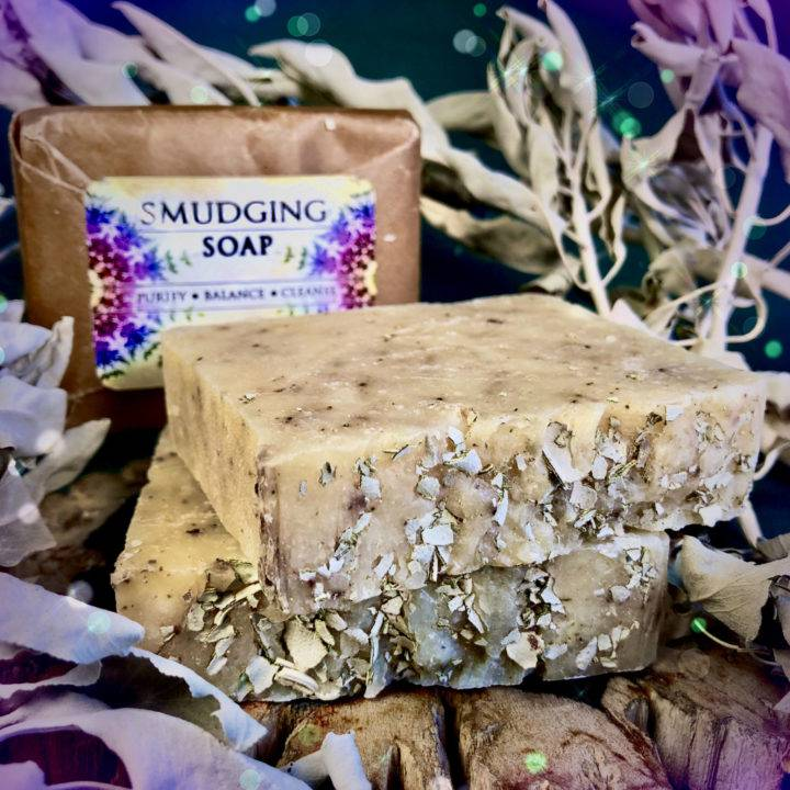 SG Signature Smudging Cold Press Soap