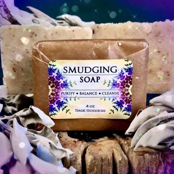 SG Signature Smudging Cold Press Soap