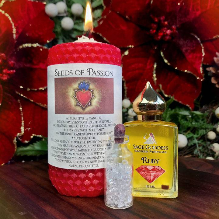 Seeds of Passion Ritual Set
