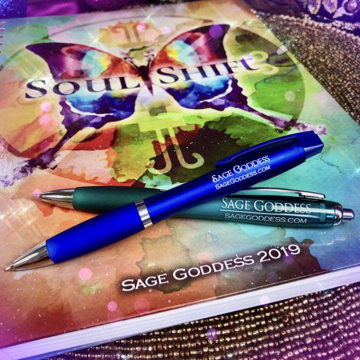 Soul Shift Notebook and Pen Sets