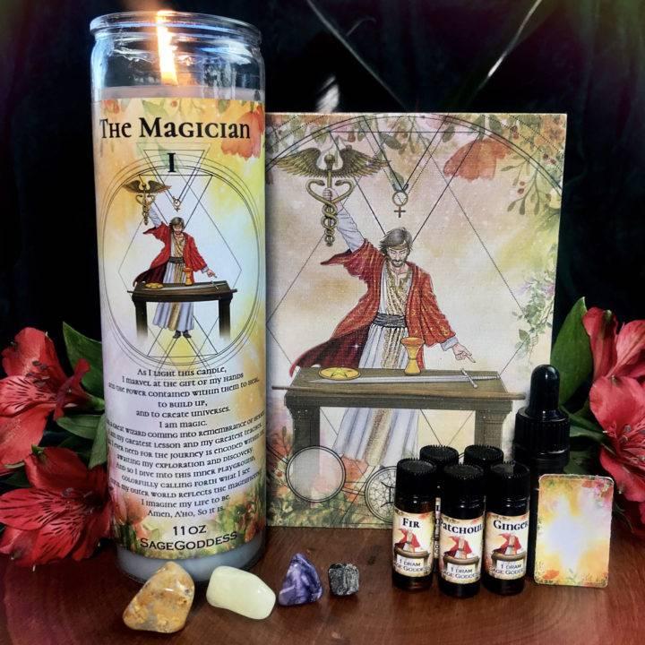 The Magician I Ritual Set
