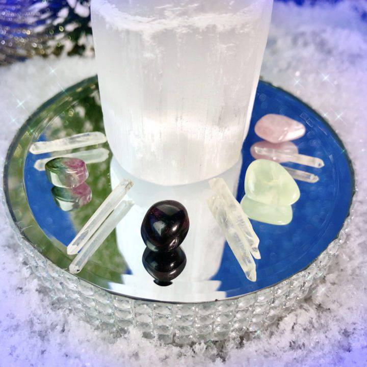 Winter Wonderland Mini Altar Set