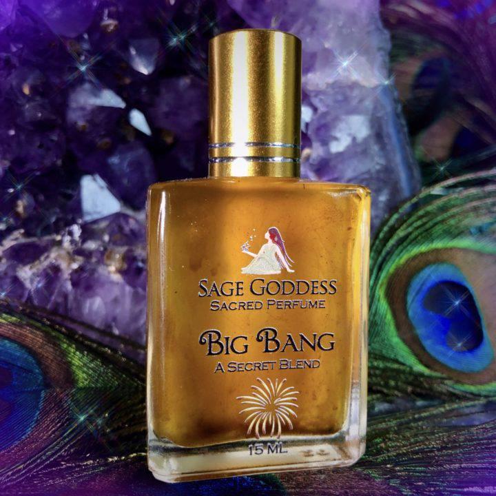 Big Bang Perfume and Manifestation Mist Duo