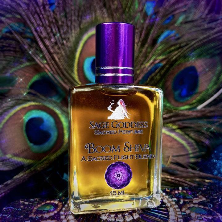 Boom Shiva Perfume