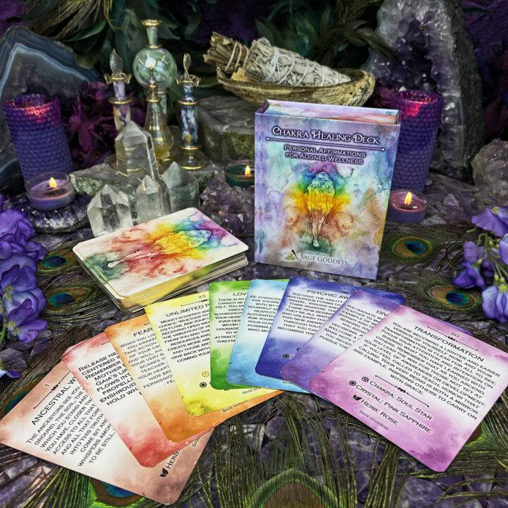Chakra Oracle Deck