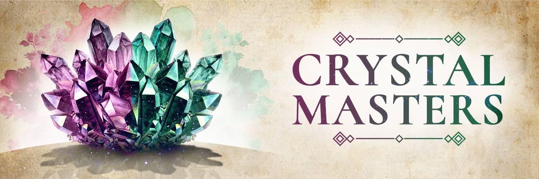 Sage Goddess Crystal Masters 2020 Banner