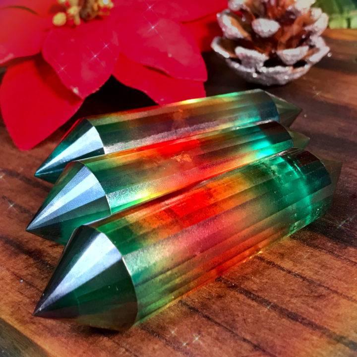 Custom SG Chakra Healing Aura Quartz Vogels