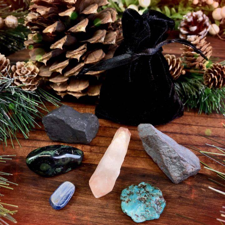 Divine Masculine Gemstone Gift Set