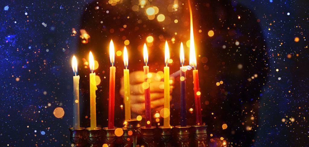 Hanukkah's Light Ushers in the Holy Day Season FEATURE