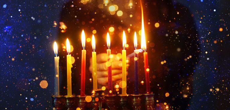Hanukkah's Light Ushers in the Holy-Day Season