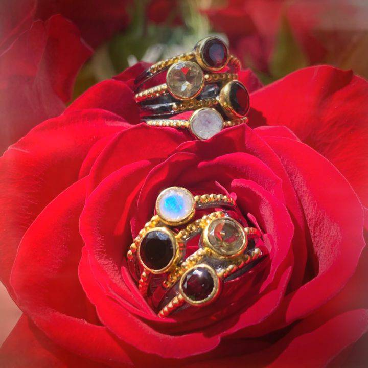 Four Directions Empowerment Rings