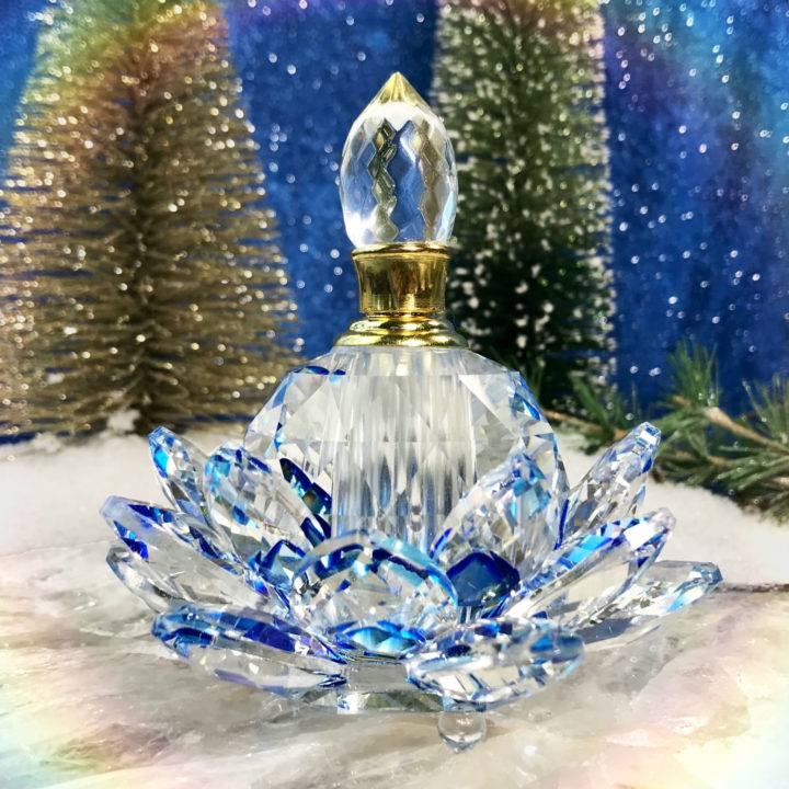 Lotus Enlightenment Perfume Bottles