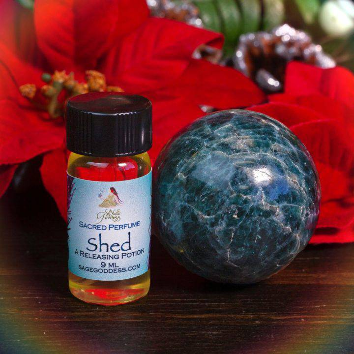 Metabolism Boosting Green Apatite Spheres with Intuitively Chosen Perfume