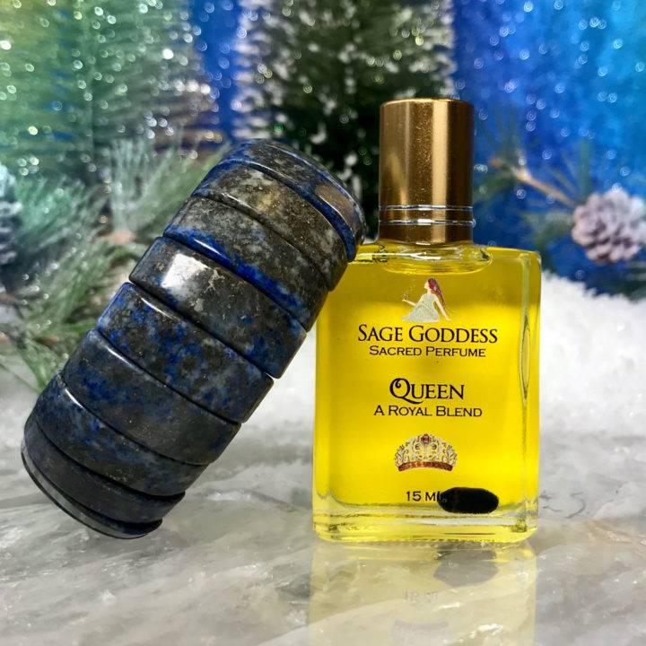 Queen's Bracelet and Perfume Duo