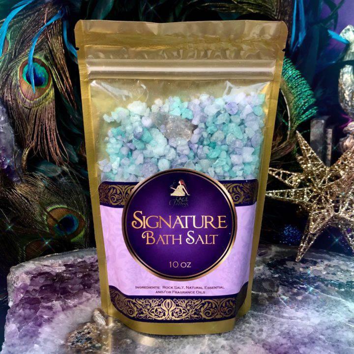 SG Signature Bath Salts
