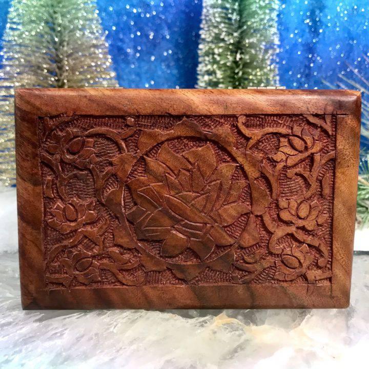 Sacred Lotus Spiritual Transformation Boxes