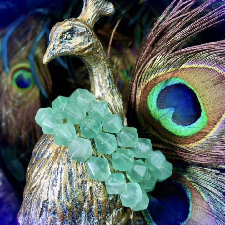 Soul Guidance Green Fluorite Bracelets