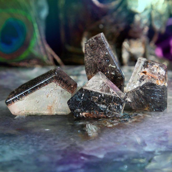 Super 7 Master Healer Bra Stones