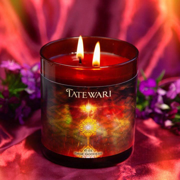 Tatewari Intention Candles