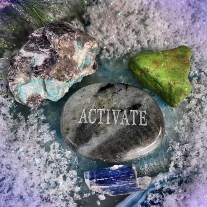 Activation Gemstone Set