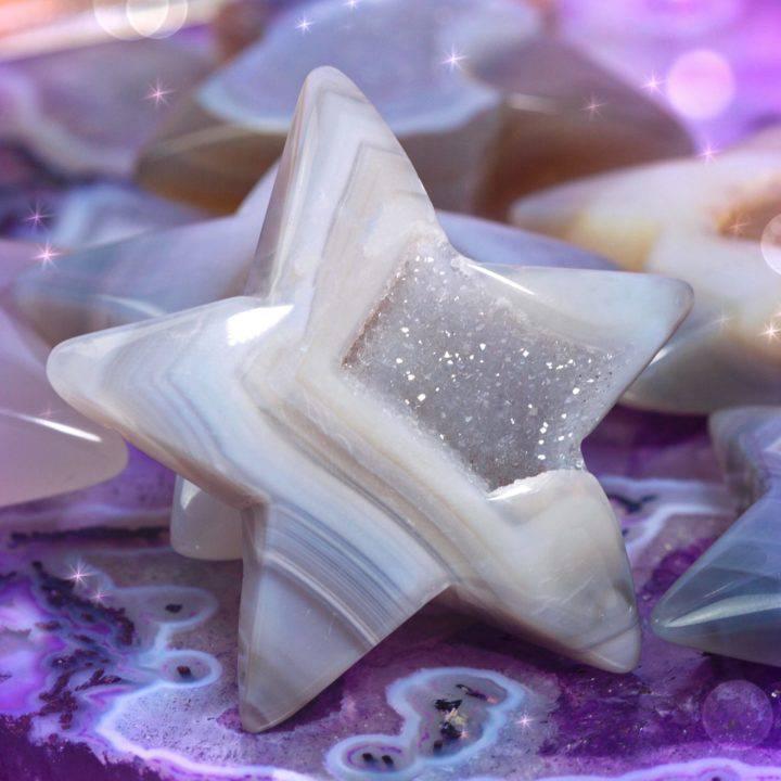 Agate Portal Stars with Star Perfume