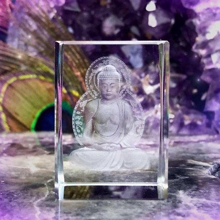 Buddha Enlightenment Paperweights