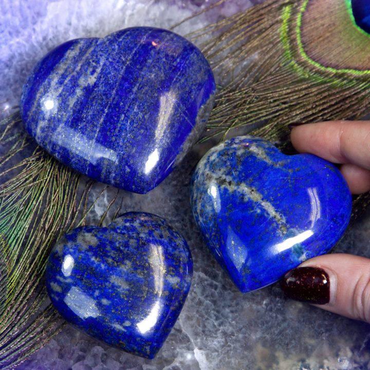 Cleopatra Lapis Lazuli Royal Hearts