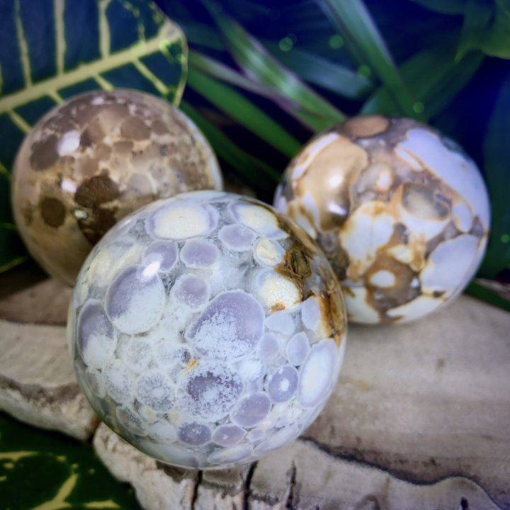 Empowerment and Integration Cobra Jasper Spheres