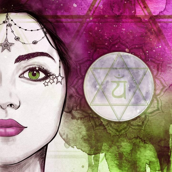 Heart Healing Goddess Full Moon Ritual Set