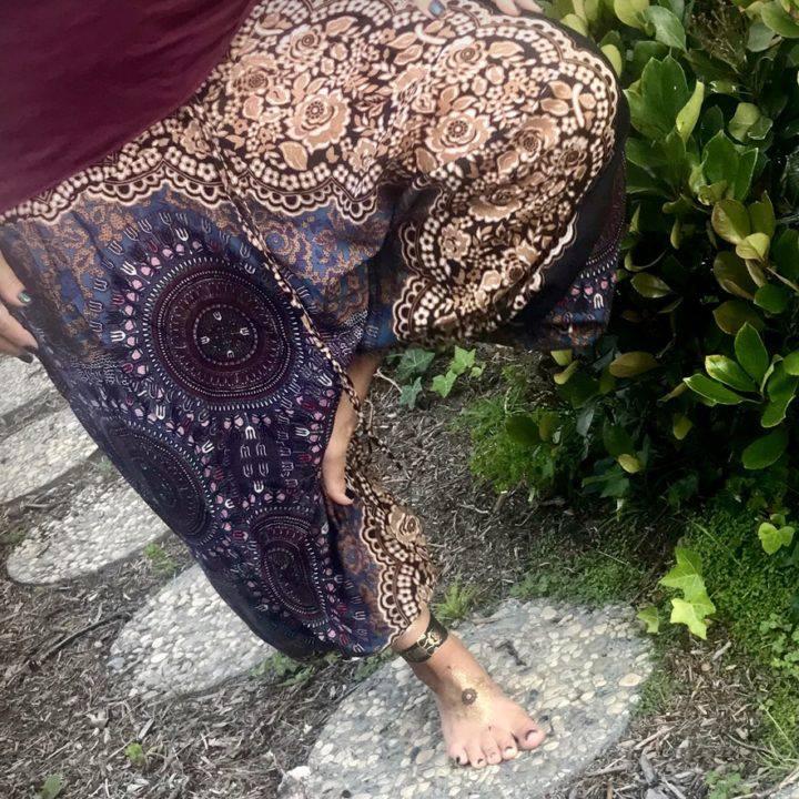 Goddess Harem Pants