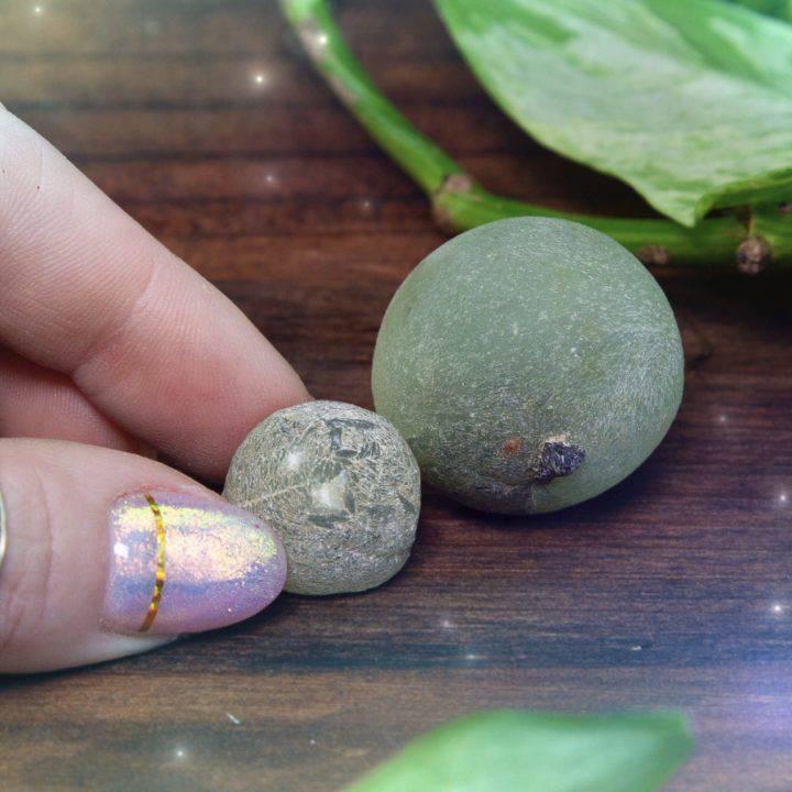 Heal the Healer Natural Prehnite