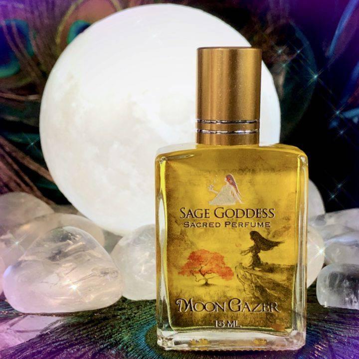 Moon Gazer Perfume