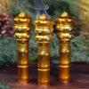 Portable Handheld Golden Incense Burners