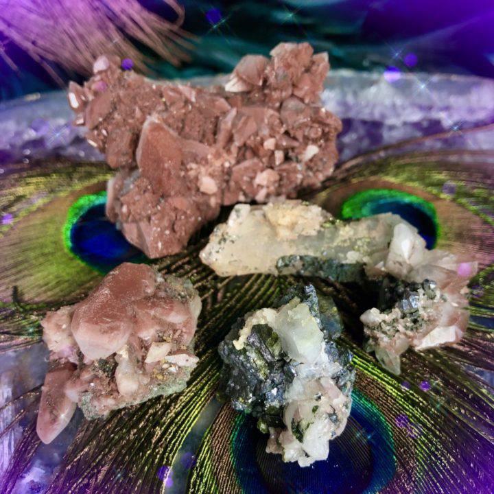 Priestess Power Quartz Crystals