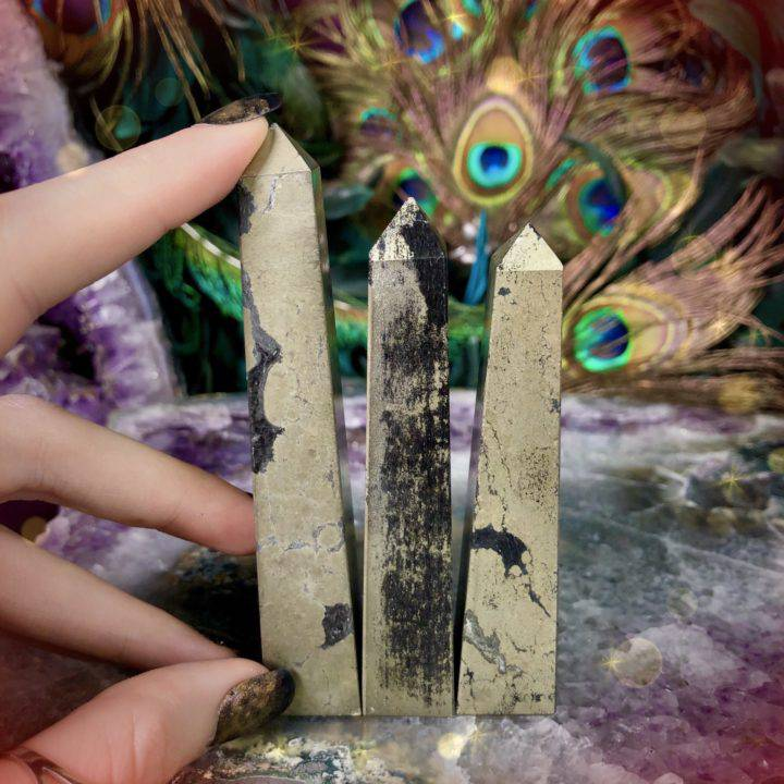 Rare Healers Gold Obelisks