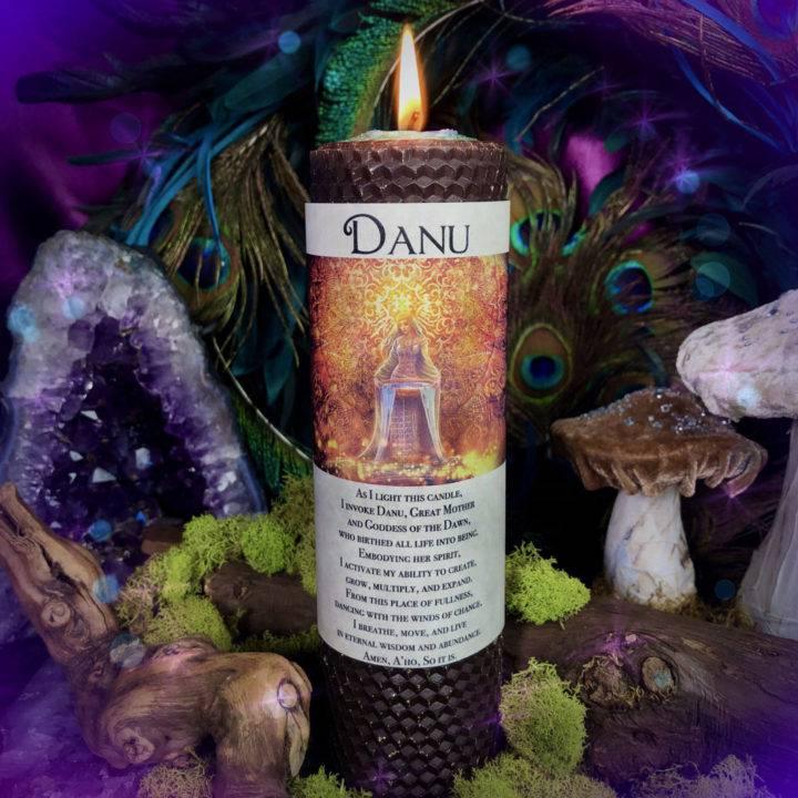 Soul Shift Exclusive: Goddess Danu Embodiment Duo