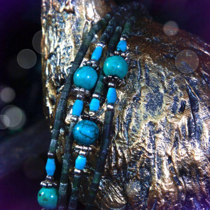 Wisdom and Abundance Jade Necklaces