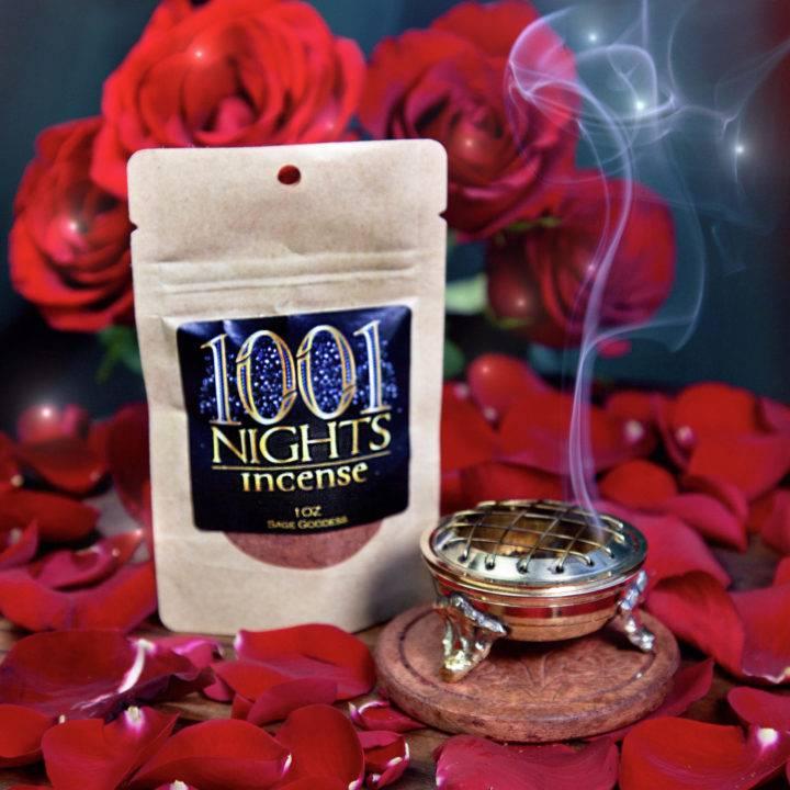 1001 Nights Incense