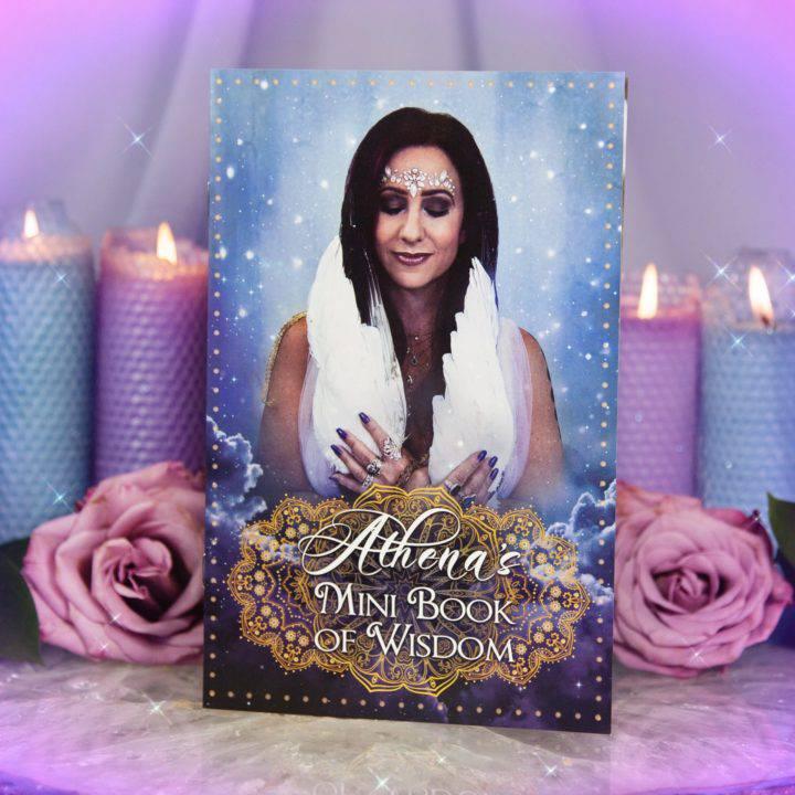 Athena's Mini Book of Wisdom